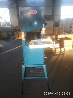 Band Saw Blade Machine 750watt Single Phase | Manufacturing Equipment for sale in Lagos State, Ojo