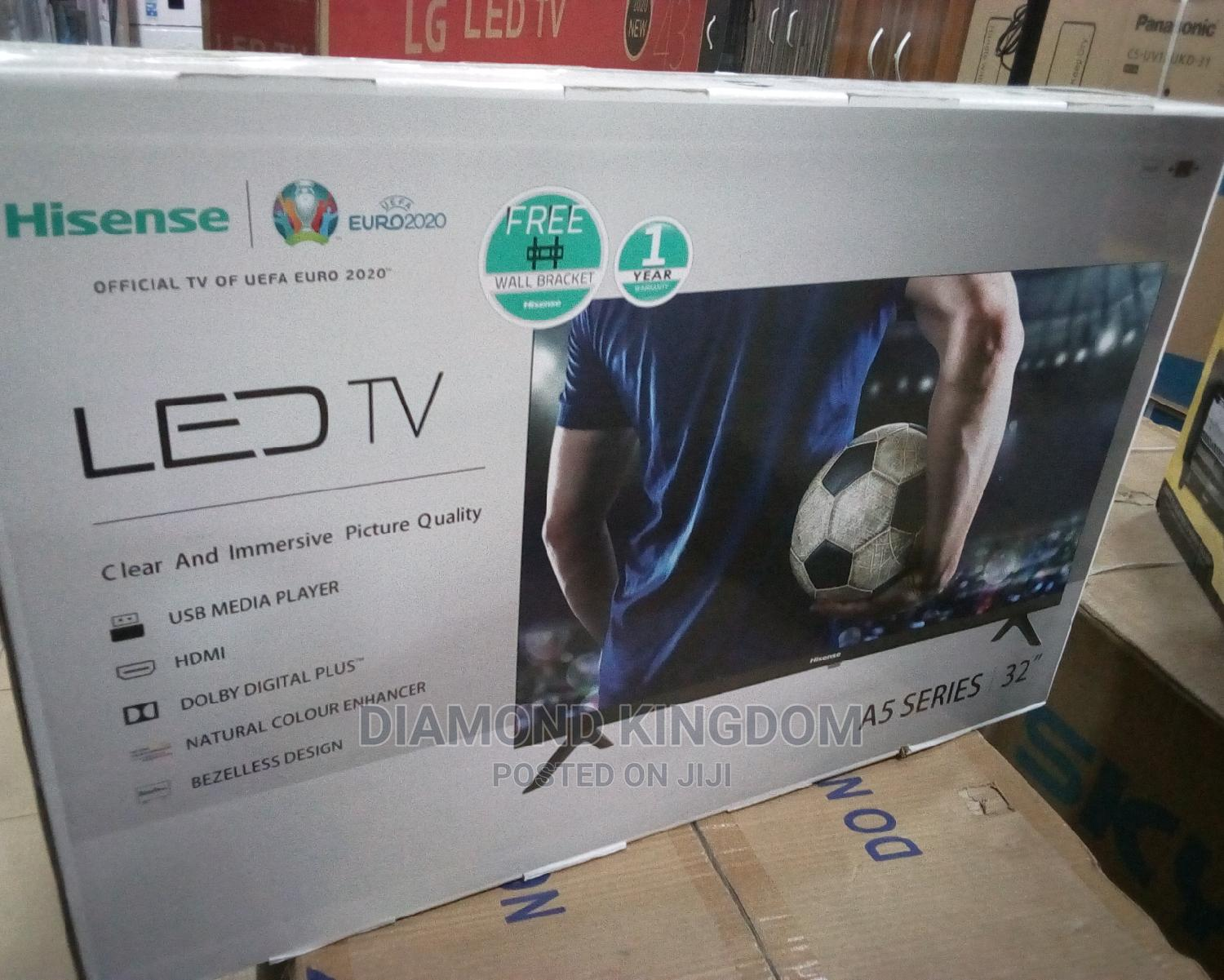 Hisense Led Television 32 Inches | TV & DVD Equipment for sale in Mushin, Lagos State, Nigeria