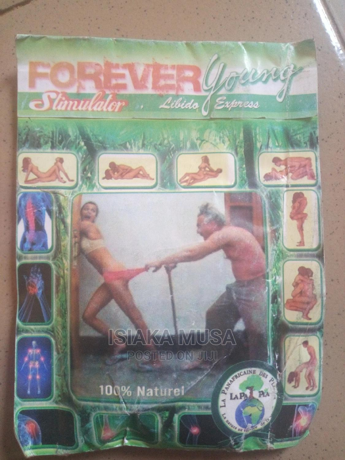 Forever Young Man Power Product