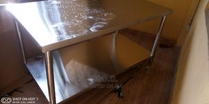 Stainless Bakery Working Table | Restaurant & Catering Equipment for sale in Lagos State, Ojo