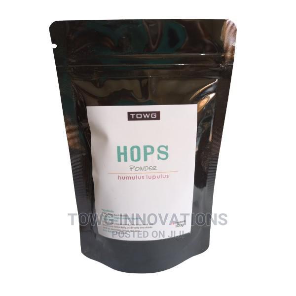 Hops Powder (Humulus Lupulus) - 100g