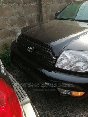 Toyota 4-Runner 2004 Limited 4x4 Black | Cars for sale in Lagos State, Ikeja