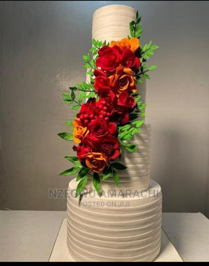 Moist and Yummy Wedding Cakes   Party, Catering & Event Services for sale in Abuja (FCT) State, Gwarinpa