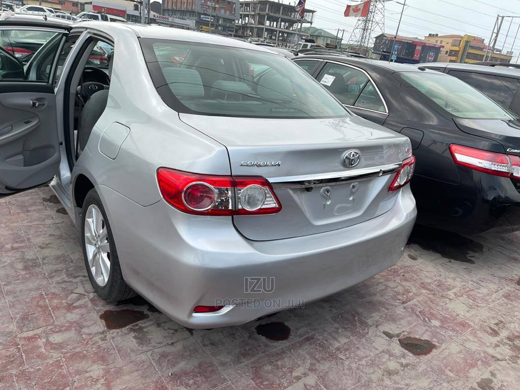 Toyota Corolla 2013 Silver | Cars for sale in Lekki, Lagos State, Nigeria