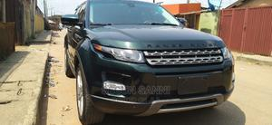 Land Rover Range Rover Evoque 2012 Green | Cars for sale in Lagos State, Egbe Idimu