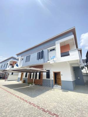 4 Bedroom Semi-detached Duplex With A Room Bq | Houses & Apartments For Sale for sale in Lagos State, Lekki