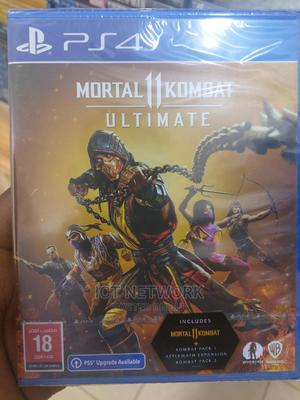 Mortal Kombat 11 Ultimate Ps4 | Video Games for sale in Abuja (FCT) State, Wuse