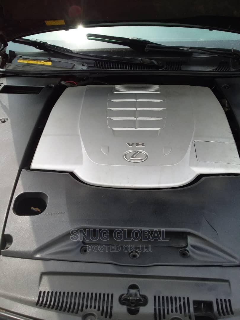 Archive: Lexus LS 2010 460 Black