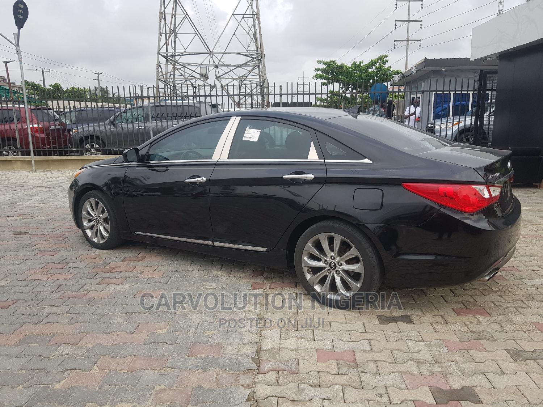 Hyundai Sonata 2010 Black | Cars for sale in Lekki, Lagos State, Nigeria