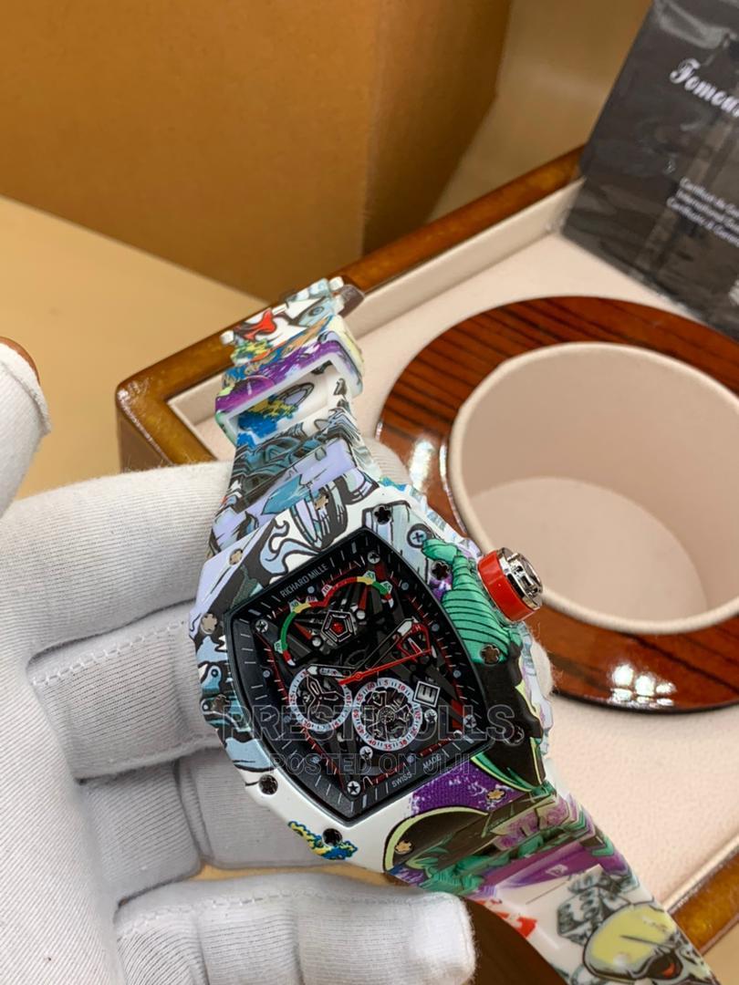 Richard Mille Fashion Wrist Watch