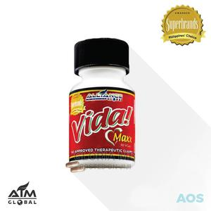 Vida Maxx for Healthy Heart, Blood Circulation and Body! | Vitamins & Supplements for sale in Osun State, Ife