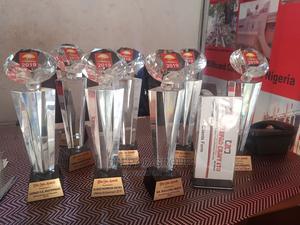 Award Crystal Crystal Trophy Design Hot Selling Star Award   Arts & Crafts for sale in Lagos State, Ikeja