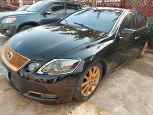 Lexus GS 2008 350 AWD Black | Cars for sale in Abuja (FCT) State, Asokoro