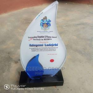 Wholesale Crystal Trophy, Crystal Glass Award   Manufacturing Services for sale in Lagos State, Ikeja