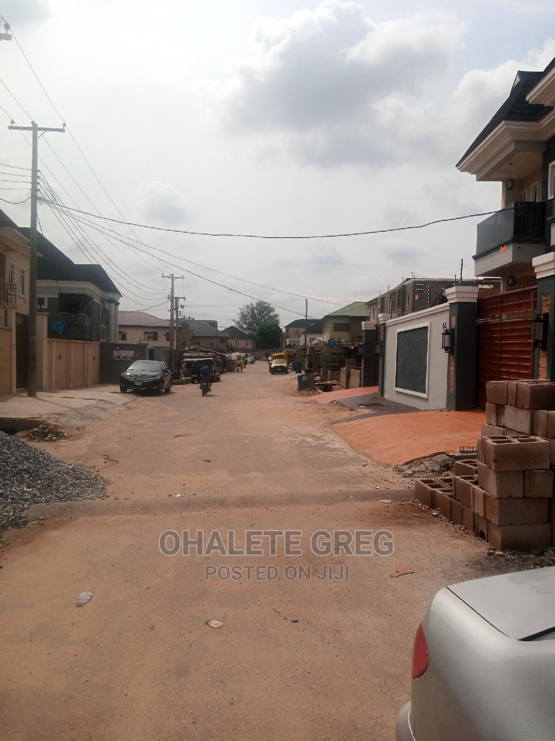 Archive: Half Plot of Dry Land at Omole Phase 2 Extension
