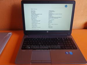Laptop HP 650 G1 4GB Intel Core i5 HDD 500GB   Laptops & Computers for sale in Lagos State, Lagos Island (Eko)