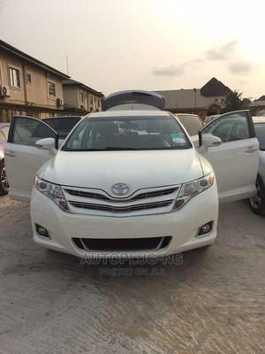 Toyota Venza 2014 White | Cars for sale in Lagos State, Surulere
