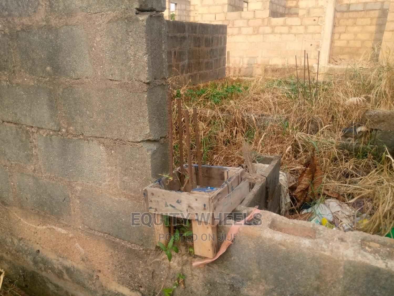 Half Plot Of Land With Family Receipt   Land & Plots For Sale for sale in Abule Egba, Lagos State, Nigeria