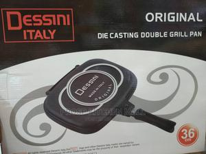 36cm Die Casting Double Grill Pan | Kitchen & Dining for sale in Lagos State, Lagos Island (Eko)