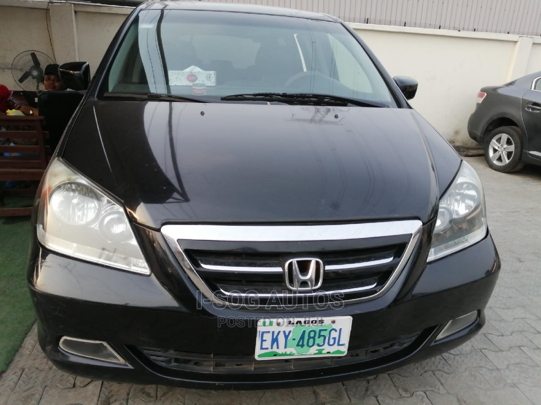 Archive: Honda Odyssey 2007 Touring Black