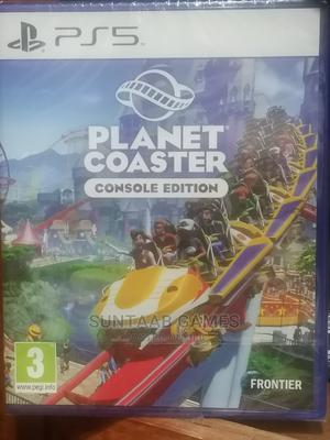 Planet Coaster: Console Edition (PS5) | Video Games for sale in Lagos State, Lagos Island (Eko)