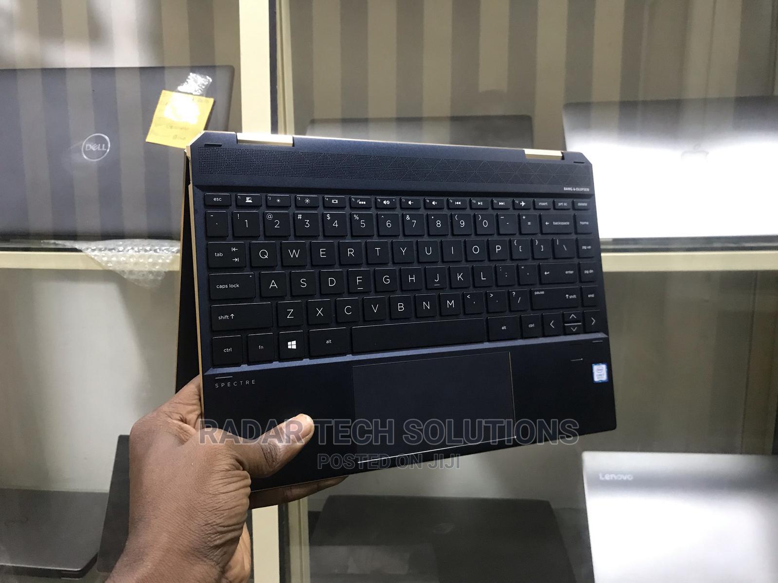 Archive: Laptop HP Spectre X360 13 16GB Intel Core I7 SSD 512GB