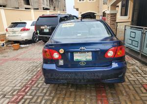Toyota Corolla 2004 S Blue   Cars for sale in Lagos State, Ikeja