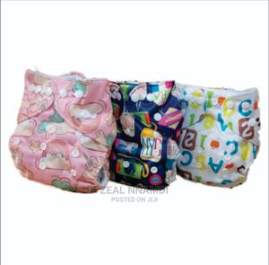 Washable Reusable Baby Diapers 3 Sets | Babies & Kids Accessories for sale in Edo State, Benin City