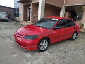 Honda Civic 2005 1.4i Sport Red | Cars for sale in Edo State, Benin City