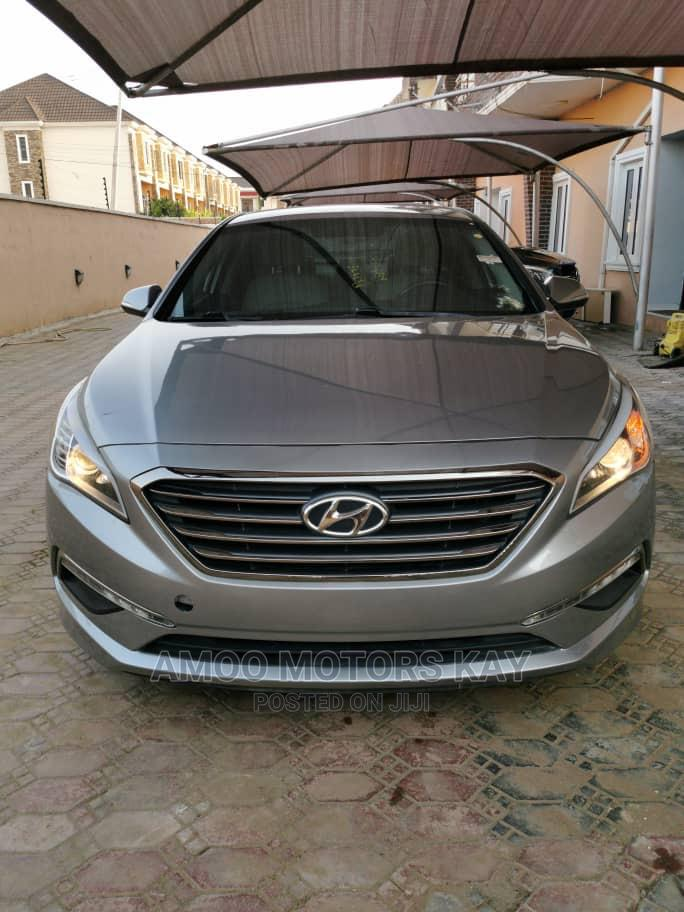 Hyundai Sonata 2016   Cars for sale in Lekki, Lagos State, Nigeria