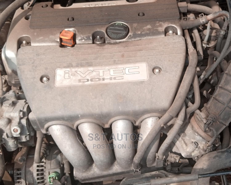 Archive: Honda Accord 2004 2.4 Type S Gray