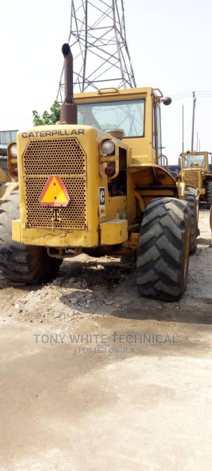 CAT 966C Payloader Bucket Teeth Type Tokunbo for Sale   Heavy Equipment for sale in Surulere, Lagos State, Nigeria