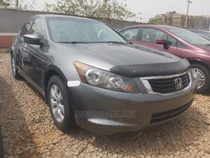 Honda Accord 2008 2.4 EX Automatic Gray   Cars for sale in Kaduna State, Kaduna / Kaduna State