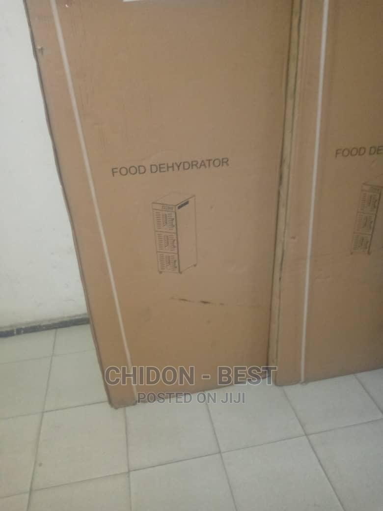 Archive: Industrial Food Dryer