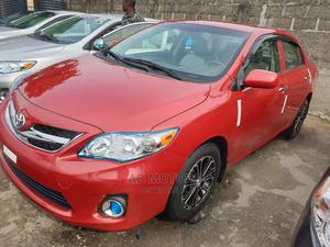 Toyota Corolla 2010 Red | Cars for sale in Lagos State, Apapa