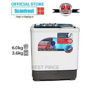 Scanfrost 6kg Semi-Automatic Washing Machine   Home Appliances for sale in Lagos State, Ikeja