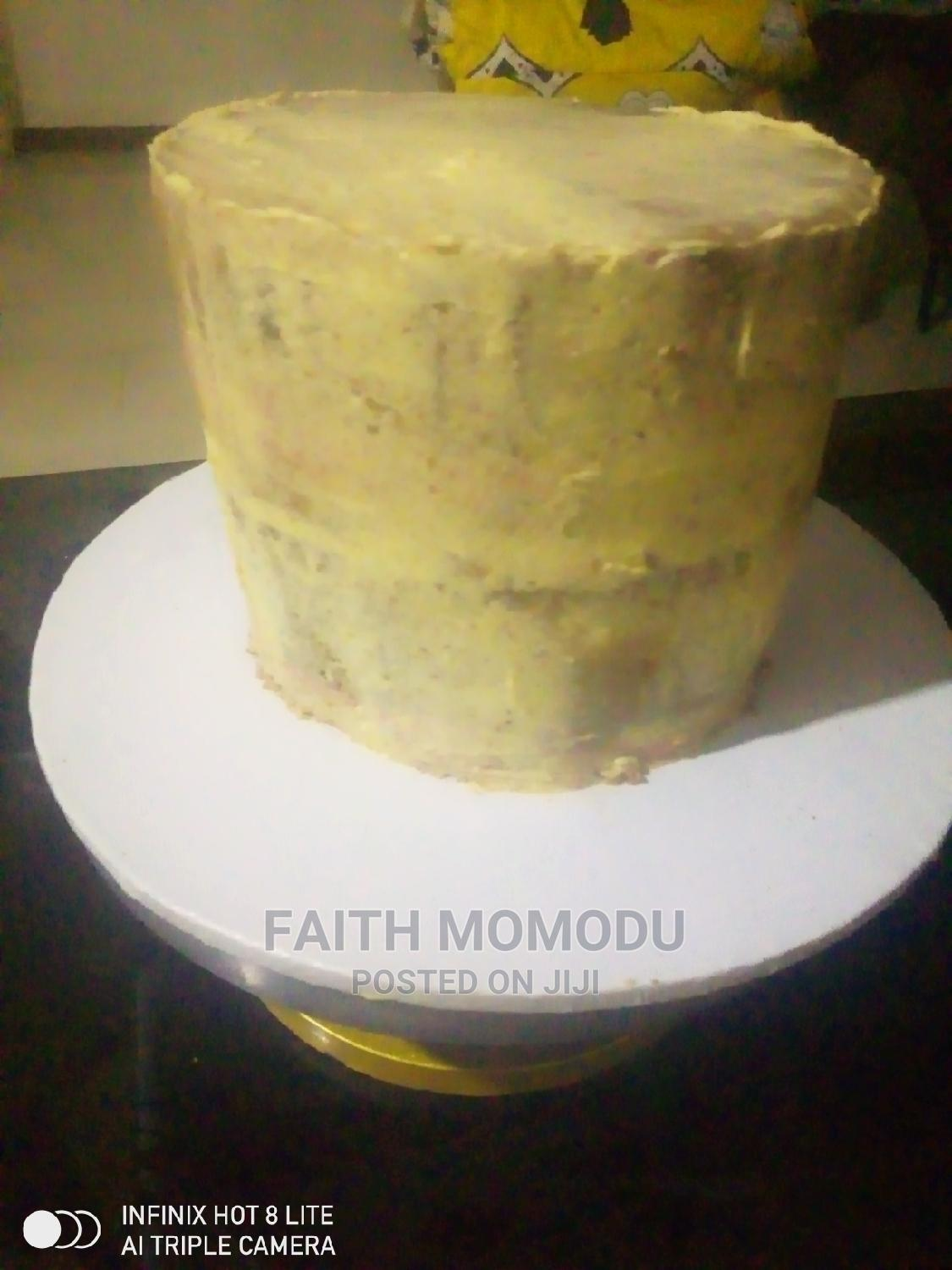 Cake and Snacks | Meals & Drinks for sale in Benin City, Edo State, Nigeria