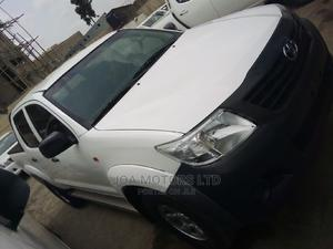 Toyota Hilux 2015 SR 4x4 White | Cars for sale in Lagos State, Maryland
