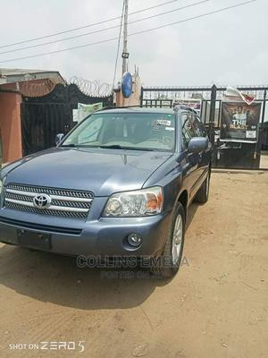 Toyota Highlander 2005 Blue | Cars for sale in Imo State, Owerri