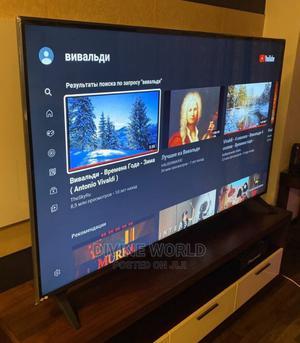 "LG (75un71) Uhd Smart 4K TV (75"") Magic Remote Original   TV & DVD Equipment for sale in Lagos State, Ikeja"