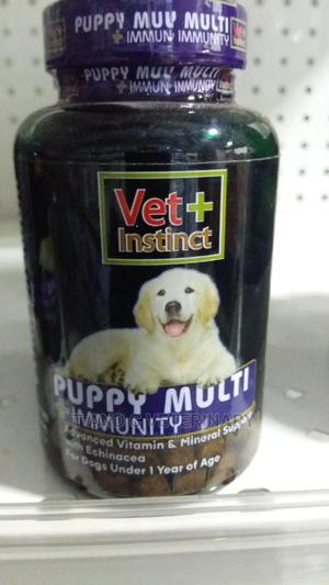 Puppy Multivitamin | Pet's Accessories for sale in Lagos State, Agege