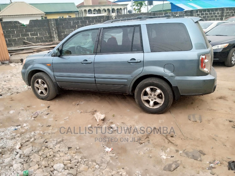 Honda Pilot 2006 Blue | Cars for sale in Ajah, Lagos State, Nigeria