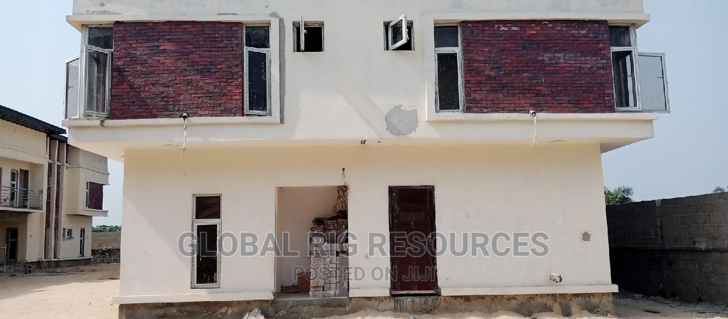 Brand New Luxury 4 Bedroom Duplex For Sale | Houses & Apartments For Sale for sale in Abijo, Ibeju, Nigeria