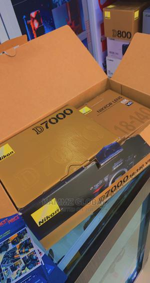 Nikon D7000 16.2 DSLR With Nikon 18-140 F/3.5-5.6 Lens   Photo & Video Cameras for sale in Lagos State, Ikeja