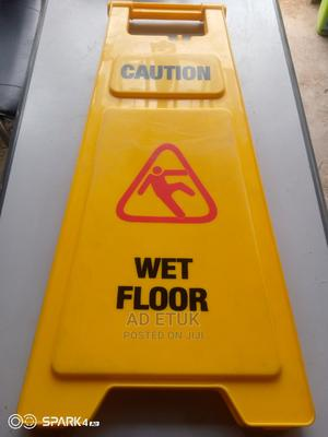 Wet Floor Caution Sign. | Safetywear & Equipment for sale in Abuja (FCT) State, Kuje