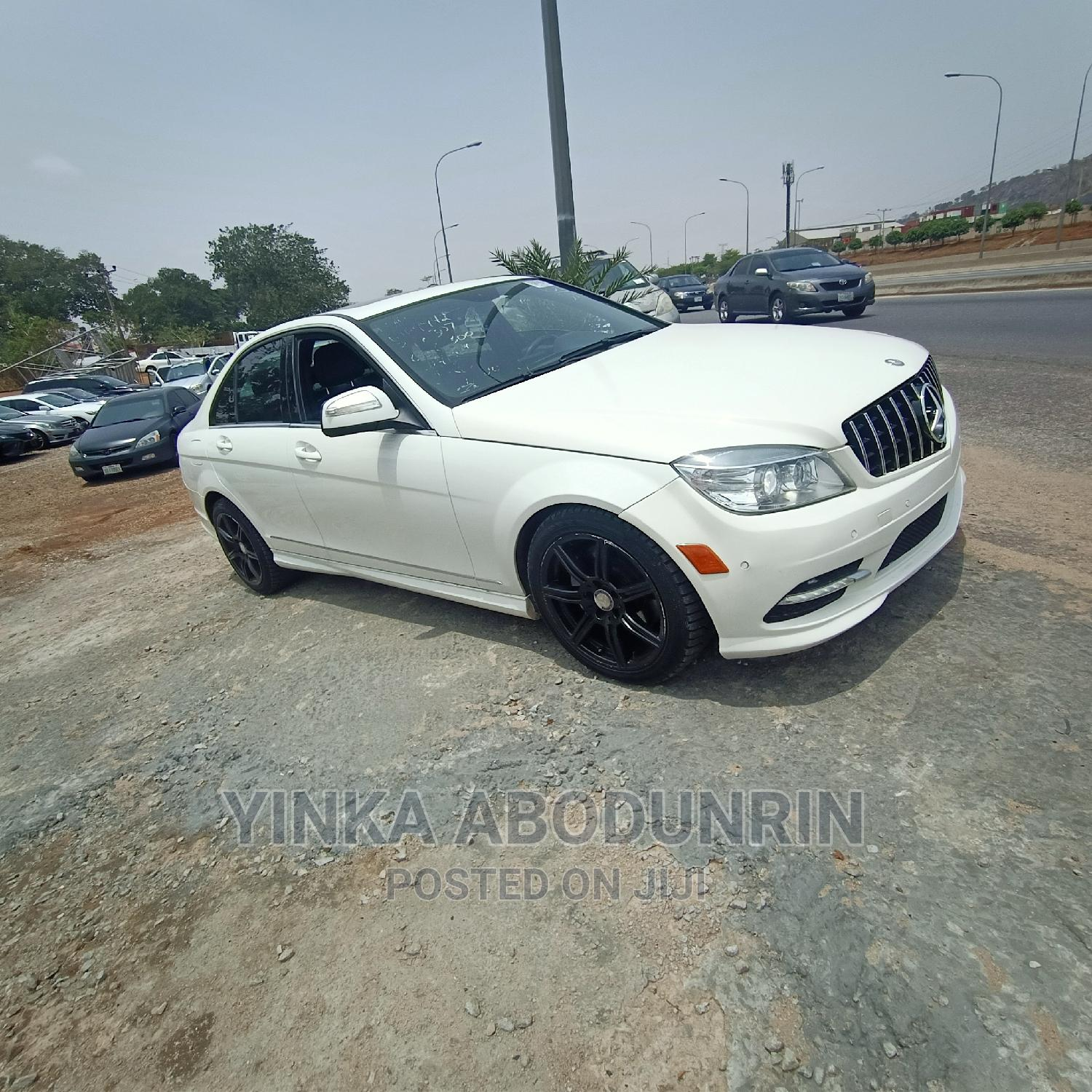 Mercedes-Benz C300 2010 White   Cars for sale in Central Business Dis, Abuja (FCT) State, Nigeria