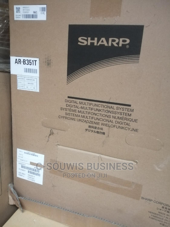 Sharp Ar-b351t
