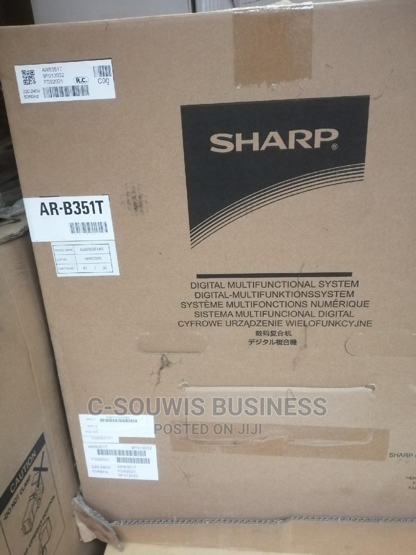 Sharp Ar-b351t   Printers & Scanners for sale in Lagos Island (Eko), Lagos State, Nigeria