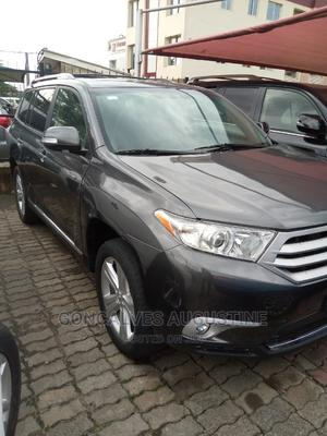 Toyota Highlander 2008 Sport Gray | Cars for sale in Lagos State, Magodo