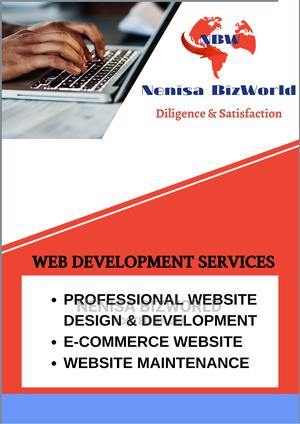 Affordable Website Design And Development Services | Computer & IT Services for sale in Lagos State, Kosofe